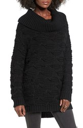 Somedays Lovin Women's 'Back At The Ranch' Cowl Neck Knit Tunic