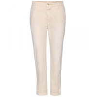 Closed Joe Cropped Cotton Chinos Light Beige