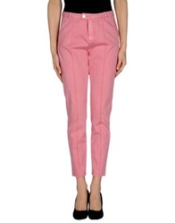 Rifle Casual Pants Pink