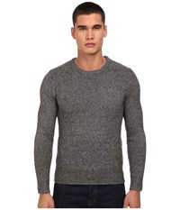 Jack Spade Bromley Crew Neck Sweater Grey