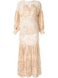 Thurley Muse Dress Yellow