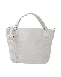 Braccialini Handbags Light Grey