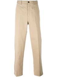 Our Legacy Loose Fit Trousers Nude Neutrals