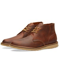 Red Wing Shoes Red Wing 3322 Weekender Chukka Brown