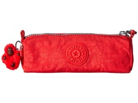 Kipling Freedom Cosmetics Bag Pen Case Cayenne Wallet Red