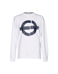 Roundel London Sweatshirts White