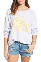 Wildfox Couture Women's Internet Famous Pullover