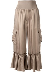 Cinq A Sept Priya Trousers Neutrals