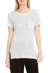Vince Camuto Women's Two By Jersey One Pocket Tee