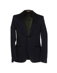 L W Brand Suits And Jackets Blazers Dark Blue