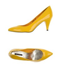 Pompili Pumps Yellow
