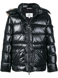 Pyrenex Zipped Padded Jacket Black