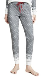 Pj Salvage Snowed In Bottoms Charcoal