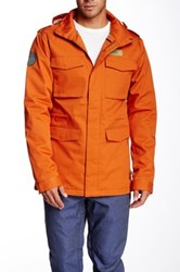 Dc Tick Snow Jacket Orange