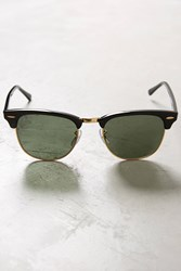 Anthropologie Ray Ban Clubmaster Sunglasses Black