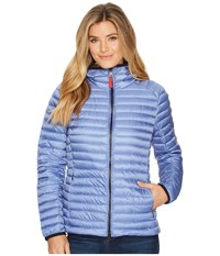 Bogner Fire And Ice Betty D Soft Sky Coat Blue