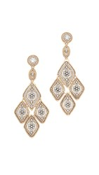 Miguel Ases Belle Earrings Gold