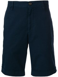 Brunello Cucinelli Chino Shorts Blue