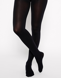 Gipsy 300 Denier Soft Tights Petrolblue