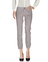 Jei O O' Casual Pants Dove Grey