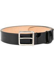 Dsquared2 Classic Buckled Belt Black