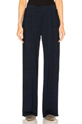 Ag Adriano Goldschmied Lux Pant In Blue