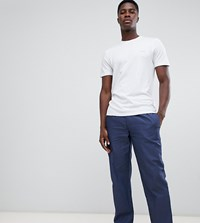 Ted Baker Lounge Pants And T Shirt Set Navy