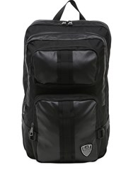 Emporio Armani Urban City Organizer Backpack