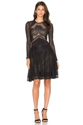 Three Floor Carola Dress Black