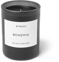 Byredo Bohemia Scented Candle 240G Black