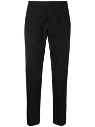 Dondup Cropped Straight Leg Chinos 60