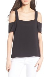 Cooper And Ella Women's Ava Cold Shoulder Top