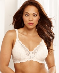 Leading Lady Scalloped Lace Underwire 5044 Nude