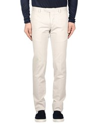 Andrea Morando Trousers Casual Trousers Men Beige