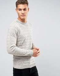 Selected Knitted Jumper Tan