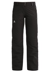 Salomon Stormspotter Waterproof Trousers Black