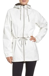 Columbia Women's Arcadia Hooded Waterproof Casual Jacket Sea Salt