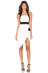 Finders Keepers Boardwalks Dress White