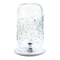 Swarovski Lux Orbit Crystal Lantern Medium