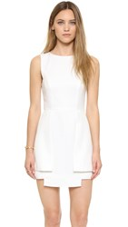 Finders Keepers Frame Dress White