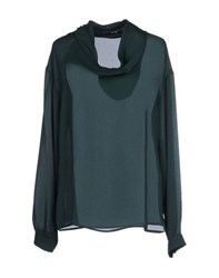 G.Sel Shirts Shirts Women Green