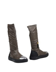 Pinko Boots Brown
