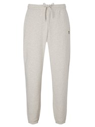 Lyle And Scott Jersey Joggers Light Grey