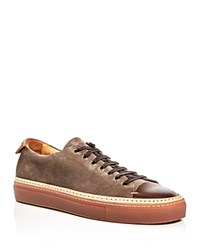 Buttero Tanino Lace Up Sneakers Grey