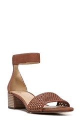 Naturalizer Women's Faith Sandal Saddle Nubuck Leather