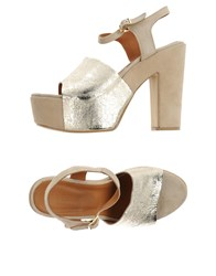 Fiorina Footwear Sandals Women Platinum