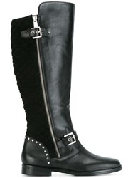 Lauren Ralph Lauren Knee High Boots Black