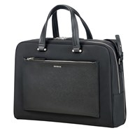 Samsonite Samonsite W Zalia Bailhandle 15.6 Laptop Briefcase Black