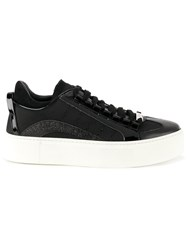 Dsquared2 Low Top Sneakers Black