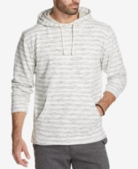 Weatherproof Vintage Men's Marled French Terry Hoodie Grey